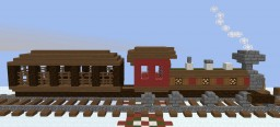 Christmas Train [DOWNLOAD] Minecraft Project
