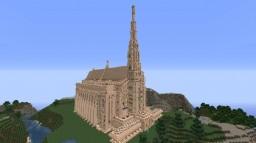 Rexburg Grand Church - AD Minecraft Project