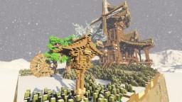windmill-居世 Minecraft Project