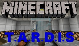 Working T.AR.D.I.S. (in vanilla Minecraft) Minecraft Map & Project