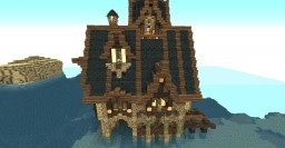 Medium Medieval House Minecraft