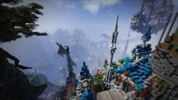 Fantasy World !! Minecraft