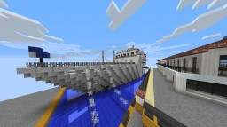 Cruise Ship Ocean Majesty Minecraft Map & Project