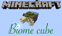 Biome cube Minecraft Map & Project