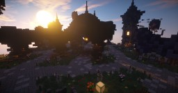 Fantasia - Skyblock Spawn Minecraft Map & Project