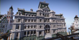 Old Boston Post Office Minecraft