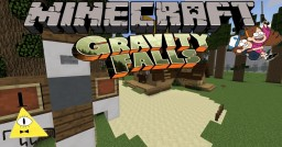 Gravity falls Minecraft Map & Project