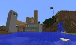 Roman Villa Minecraft Map & Project