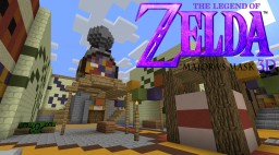 legend of zelda majora's mask 3D Minecraft Map & Project