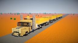Australian Road Train Minecraft