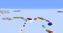 FreeStyle parkour 2 Minecraft Map & Project