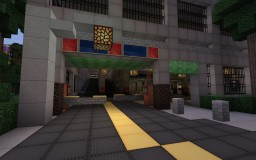 Parking Minecraft Map & Project