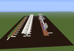 117th Avenue Transit Center Minecraft Map & Project