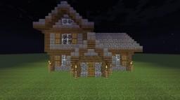 Mittelalter-/Bauern-Haus Minecraft Map & Project