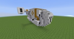 Destiny Cabal Vehicles Minecraft Project