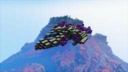 Minecraft Spaceship Minecraft Map & Project