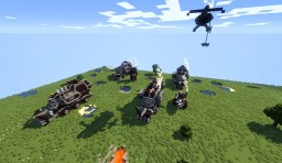 ~Attack Of The Machines~ Minecraft Map & Project