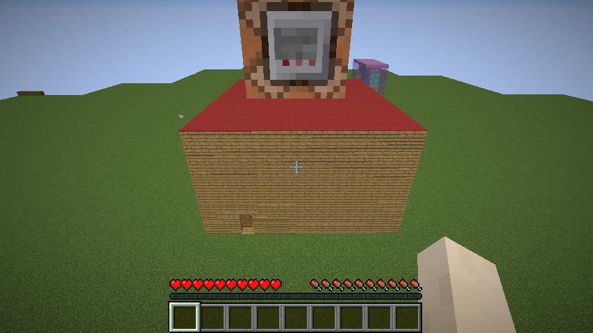 The Command Block House BETA Minecraft Project - Minecraft hauser comand