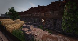 Creative Plot - Town Of Tave (Section) Minecraft Map & Project