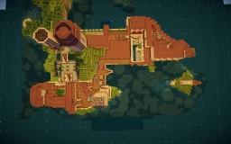 Titania, Roman Island Minecraft Map & Project
