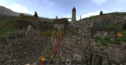 ~~~Building with the Conquest Reforged Mod~~~ Minecraft