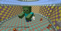 Troll Puzzle Map Minecraft PC 1.9 Minecraft Map & Project
