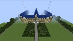 Manor of England 1800 (with modifications) Minecraft Project