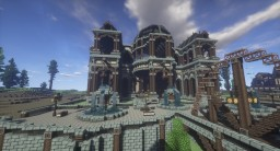 Steampunk Classical Theater Minecraft Map & Project