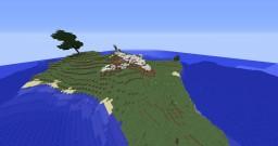 Survival Plane Crash Minecraft Map & Project