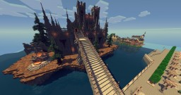 Borugham Citadel Minecraft Map & Project