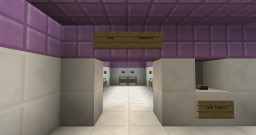 Sumo Tori: Revamped, 2 Player PVP 1.10.1 Minigame Minecraft Map & Project