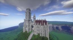 Fantasy castle [in progress].
