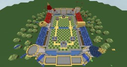 Clash Royale Royal Arena Minecraft Map & Project