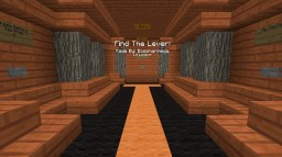 Find The Lever Minecraft Map & Project