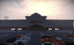 July's Supermarket Minecraft