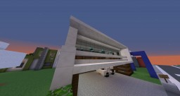 Police Station [SCHEMATIC] Minecraft Map & Project