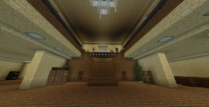 Welcome to Wayne Manor