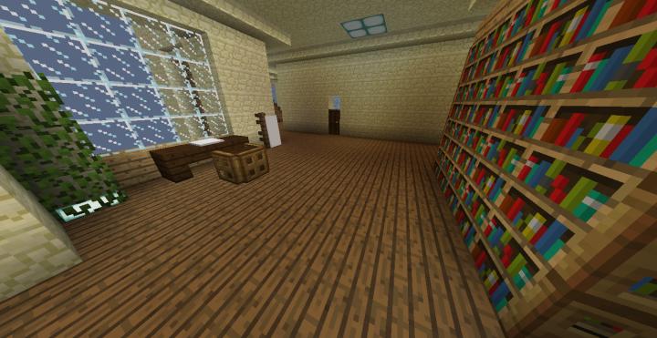 Get Fancy Shmancy in the Library