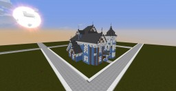 Victorian home Minecraft Project