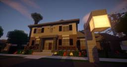 Greenfield - 2 Story Suburban Home Minecraft Map & Project