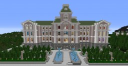 Old library Minecraft Project
