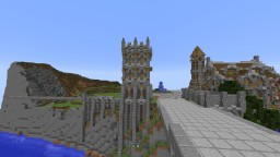 Medieval Tower | Not finished yet Minecraft Map & Project