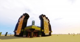 Oasis Liquor Minecraft Map & Project