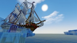 Skywars lobby (Pirate theme) Minecraft
