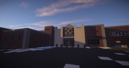 Greenfield - Clover Supermarket Minecraft Map & Project