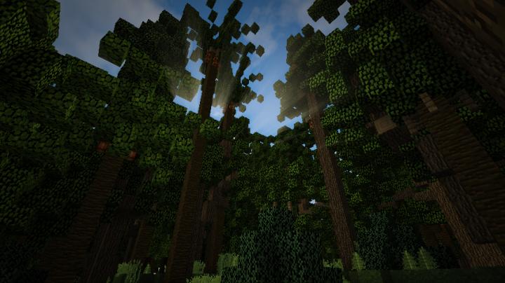 The Jungles of Isla Sorna