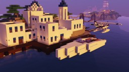 Tropical Islands - Official GoodTimeClub server spawn Minecraft Map & Project