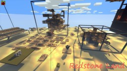 Redstone Land Minecraft Project