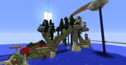 Skylands Project Minecraft Map & Project