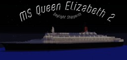 MS Queen Elizabeth 2 Minecraft